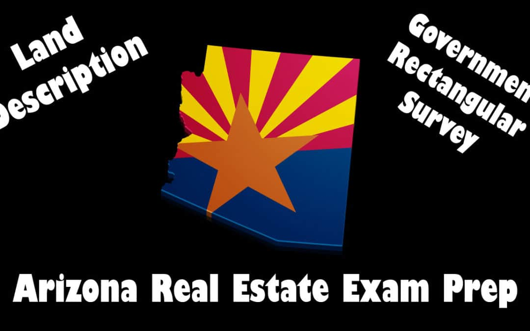 Government Rectangular Survey | Free Real Estate Exam Prep Video