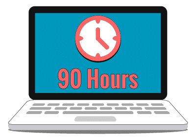 90hour salesperson course